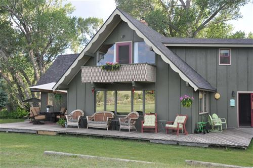 Photo of 151 East North Fork Road, Centennial, WY 82055 (MLS # 210440)