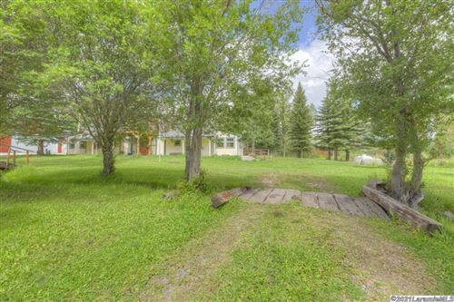 Photo of 116 North Fork Road, Centennial, WY 82055 (MLS # 210521)
