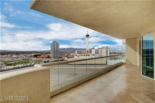 Photo of 2747 PARADISE Road #1806, Las Vegas, NV 89109 (MLS # 2236000)
