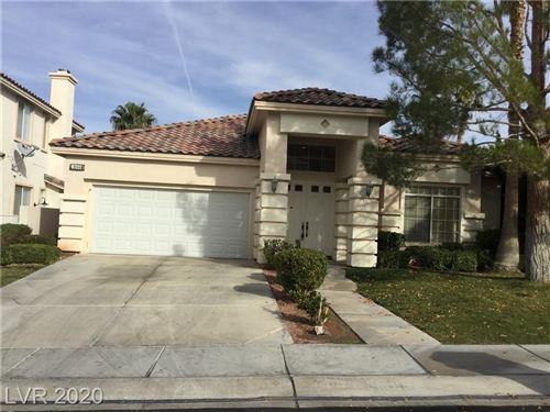 Photo of 3046 SABINE HILL Avenue, Henderson, NV 89052 (MLS # 2173001)