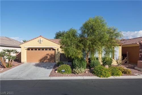 Photo of 7240 Royal Melbourne Drive, Las Vegas, NV 89131 (MLS # 2341001)