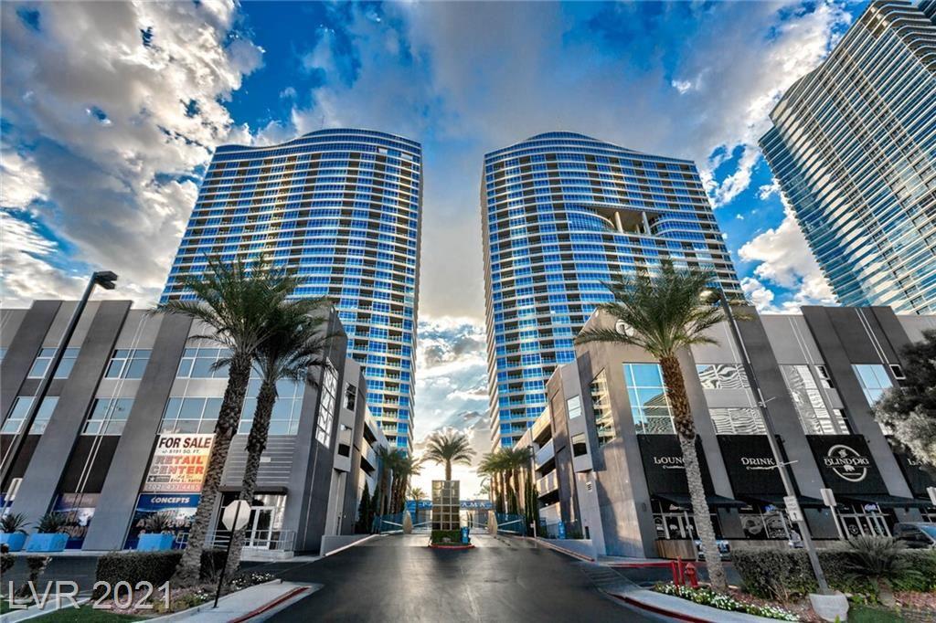 Photo of 4525 Dean Martin Drive #1012, Las Vegas, NV 89103 (MLS # 2308001)