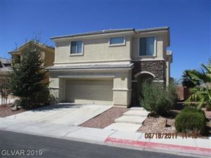 Photo of 6845 BABBLER Street, North Las Vegas, NV 89084 (MLS # 2105002)