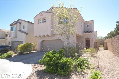 Photo of 105 Duckhook Avenue, Las Vegas, NV 89148 (MLS # 2187003)