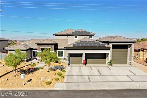 Photo of 210 West Desert Rose Drive, Henderson, NV 89015 (MLS # 2243003)