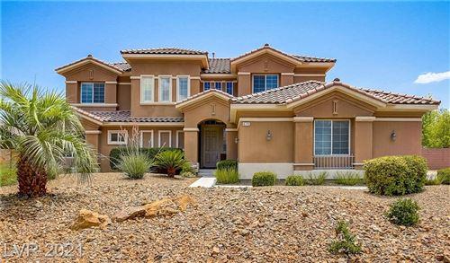 Photo of 8775 Lufield Ridge Court, Las Vegas, NV 89149 (MLS # 2341003)