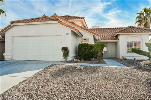 Photo of 5617 RED BLUFF Drive, Las Vegas, NV 89130 (MLS # 2157005)