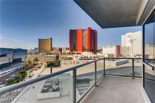 Photo of 2700 LAS VEGAS Boulevard #709, Las Vegas, NV 89109 (MLS # 2324005)