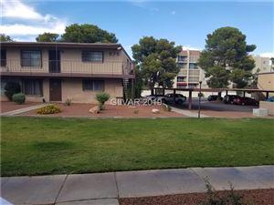 Photo of 585 ROYAL CREST Circle #6, Las Vegas, NV 89169 (MLS # 2038006)