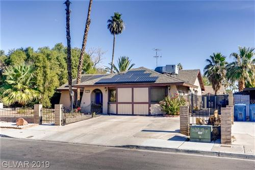 Photo of 4134 SEVILLE Street, Las Vegas, NV 89121 (MLS # 2152006)