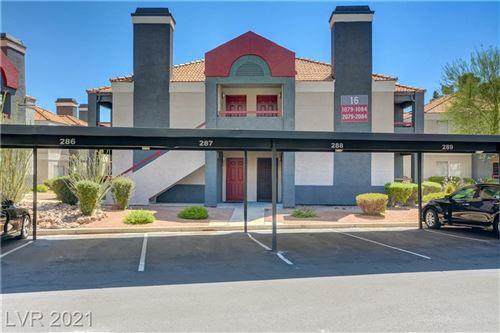 Photo of 8600 West Charleston Boulevard #2084, Las Vegas, NV 89117 (MLS # 2320006)