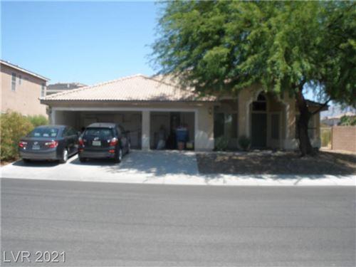 Photo of 4854 Lionesse Court, Las Vegas, NV 89130 (MLS # 2303008)