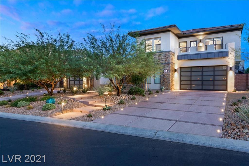 Photo of 53 Meadowhawk Lane, Las Vegas, NV 89135 (MLS # 2331008)