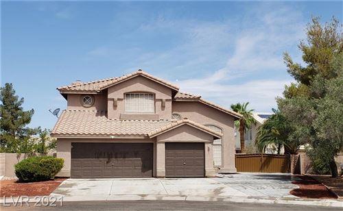 Photo of 632 Rio Del Sol Drive, North Las Vegas, NV 89031 (MLS # 2319009)