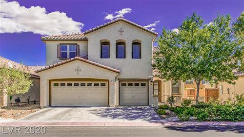 Photo of 5916 Pink Chaff Street, North Las Vegas, NV 89031 (MLS # 2233010)