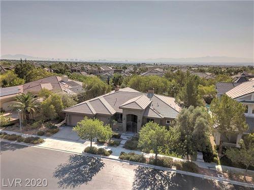 Photo of 3020 American River Lane, Las Vegas, NV 89135 (MLS # 2234010)