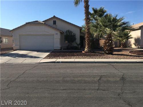Photo of 2317 CAMBRIDGE ELMS Street, North Las Vegas, NV 89032 (MLS # 2156011)