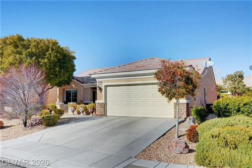 Photo of 2380 YELLOW BIRD Court, North Las Vegas, NV 89084 (MLS # 2166011)