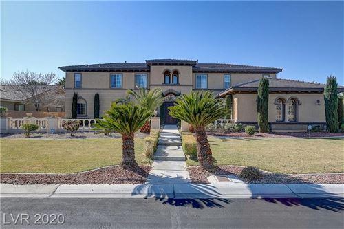Photo of 7025 VIA LOCANDA Avenue, Las Vegas, NV 89131 (MLS # 2177011)