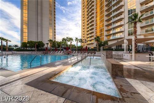 Photo of 145 East Harmon Avenue #405, Las Vegas, NV 89109 (MLS # 2225011)
