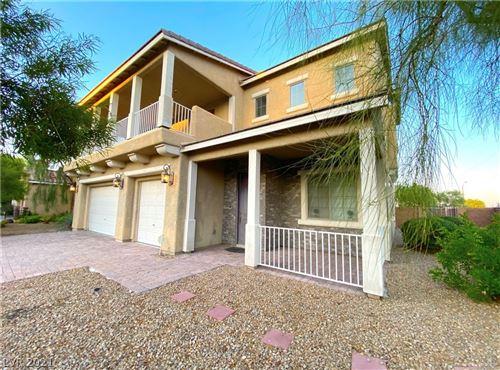 Photo of 7825 Campers Village Avenue, Las Vegas, NV 89178 (MLS # 2323011)