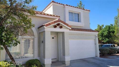 Photo of 3322 Epson Street, Las Vegas, NV 89129 (MLS # 2334011)
