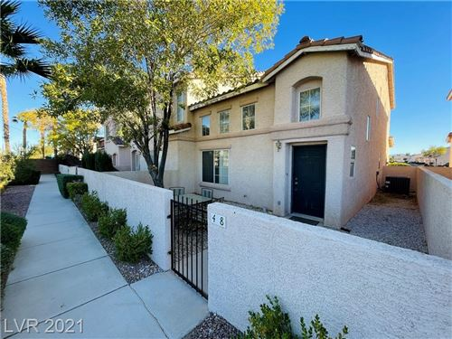 Photo of 48 BELLE LA BLANC Avenue, Las Vegas, NV 89123 (MLS # 2345011)