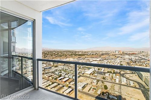 Photo of 200 SAHARA Avenue #3611, Las Vegas, NV 89102 (MLS # 2168013)