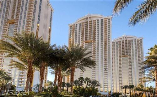 Photo of 145 Harmon Avenue #2102, Las Vegas, NV 89109 (MLS # 2264013)