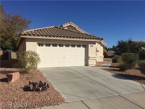 Photo of 260 REDWING VILLAGE Court, Henderson, NV 89012 (MLS # 2013014)
