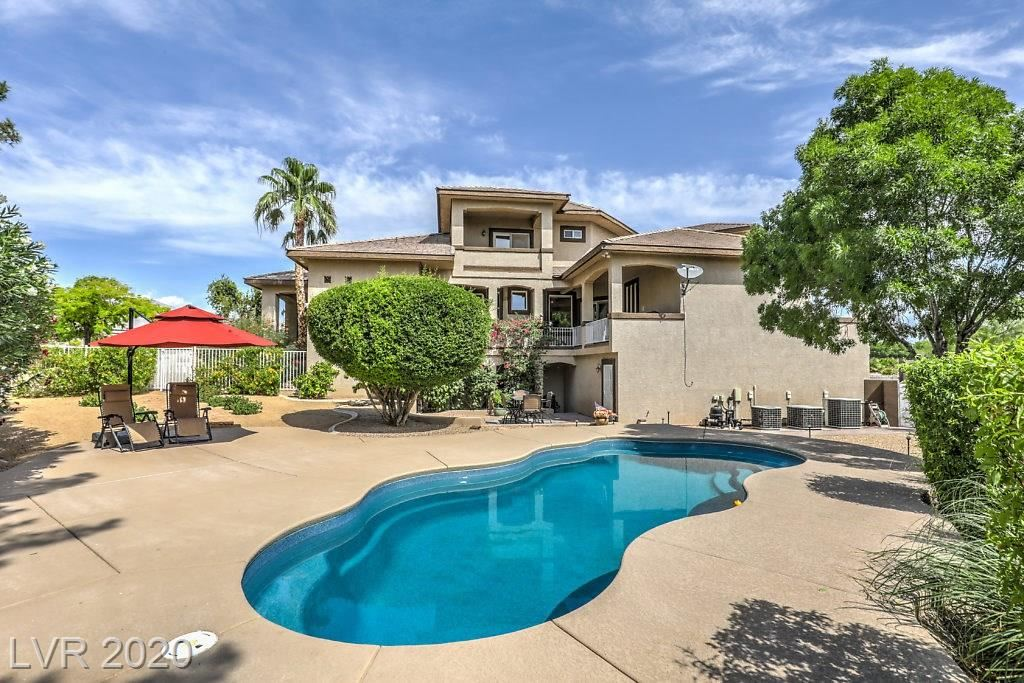 Photo of 9485 Stange Avenue, Las Vegas, NV 89129 (MLS # 2208014)