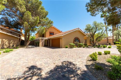 Photo of 2930 BEL AIR Drive, Las Vegas, NV 89109 (MLS # 2186015)