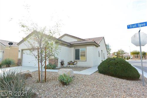 Photo of 7617 Fruit Dove Street, North Las Vegas, NV 89084 (MLS # 2284017)
