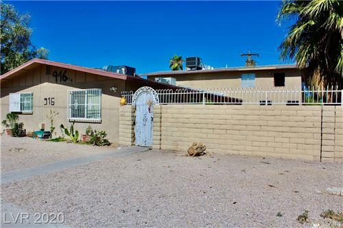 Photo of 916 Bishop Drive, Las Vegas, NV 89107 (MLS # 2218018)