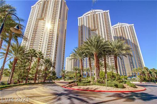 Photo of 145 East HARMON Avenue #3115, Las Vegas, NV 89109 (MLS # 2272018)