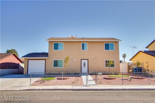 Photo of 512 CACTUS BLOOM Lane, Las Vegas, NV 89107 (MLS # 2173019)