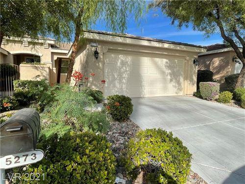Photo of 5273 PROGRESSO Street #house, Las Vegas, NV 89135 (MLS # 2343019)