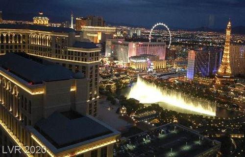 Photo of 2600 HARMON Avenue #22032, Las Vegas, NV 89109 (MLS # 2213020)