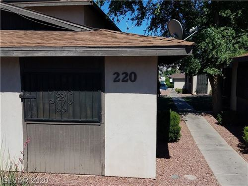 Photo of 220 BRUCE Street #B, Las Vegas, NV 89101 (MLS # 2109021)