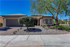 Photo of 10741 ANGELO TENERO Avenue, Las Vegas, NV 89135 (MLS # 2141021)