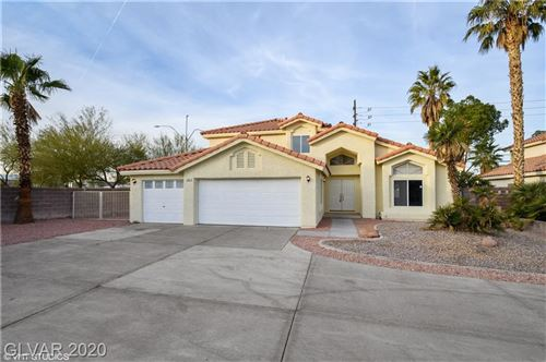 Photo of 1158 LITTLE SIDNEE Drive, Las Vegas, NV 89123 (MLS # 2164021)