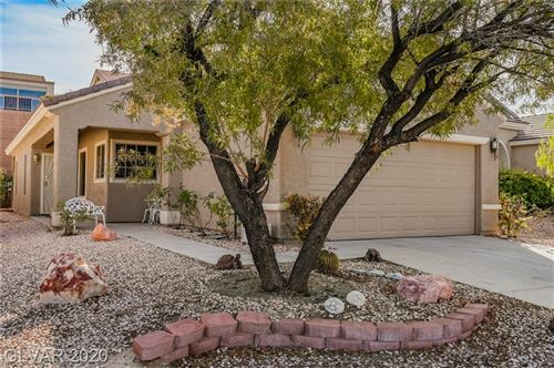 Photo of 1833 MOUNTAIN RANCH Avenue, Henderson, NV 89012 (MLS # 2167021)