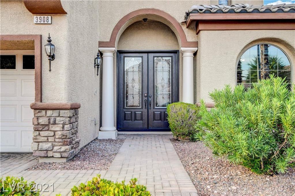 Photo of 3908 San Esteban Avenue, North Las Vegas, NV 89084 (MLS # 2331021)