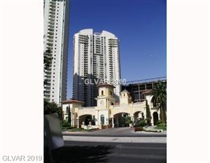 Photo of 2777 PARADISE Road #1805, Las Vegas, NV 89109 (MLS # 2137022)