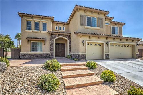 Photo of 6351 Abacus Farms Court, Las Vegas, NV 89131 (MLS # 2219023)