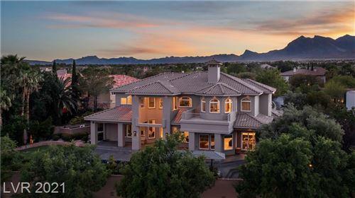 Photo of 9704 Highridge Drive, Las Vegas, NV 89134 (MLS # 2306024)