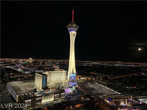 Photo of 200 West Sahara Avenue #3809, Las Vegas, NV 89102 (MLS # 2331024)