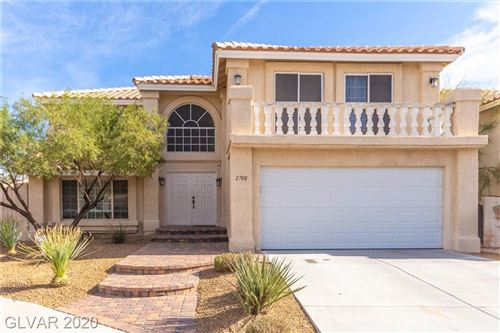 Photo of 2708 Fire Water Court, Las Vegas, NV 89117 (MLS # 2171026)