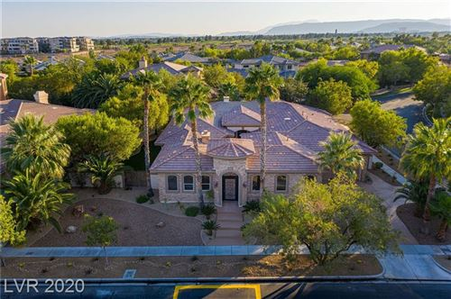 Photo of 9273 Tournament Canyon Drive, Las Vegas, NV 89144 (MLS # 2236026)