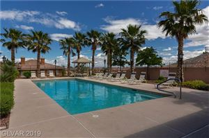 Photo of 3820 Wiggins Bay Street #104, Las Vegas, NV 89129 (MLS # 2099027)